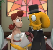 Octodad marry