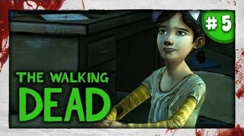 BACK TO SCHOOL! - Walking Dead Episode 4 Part 5