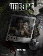 The Last of Us Left Behind cover