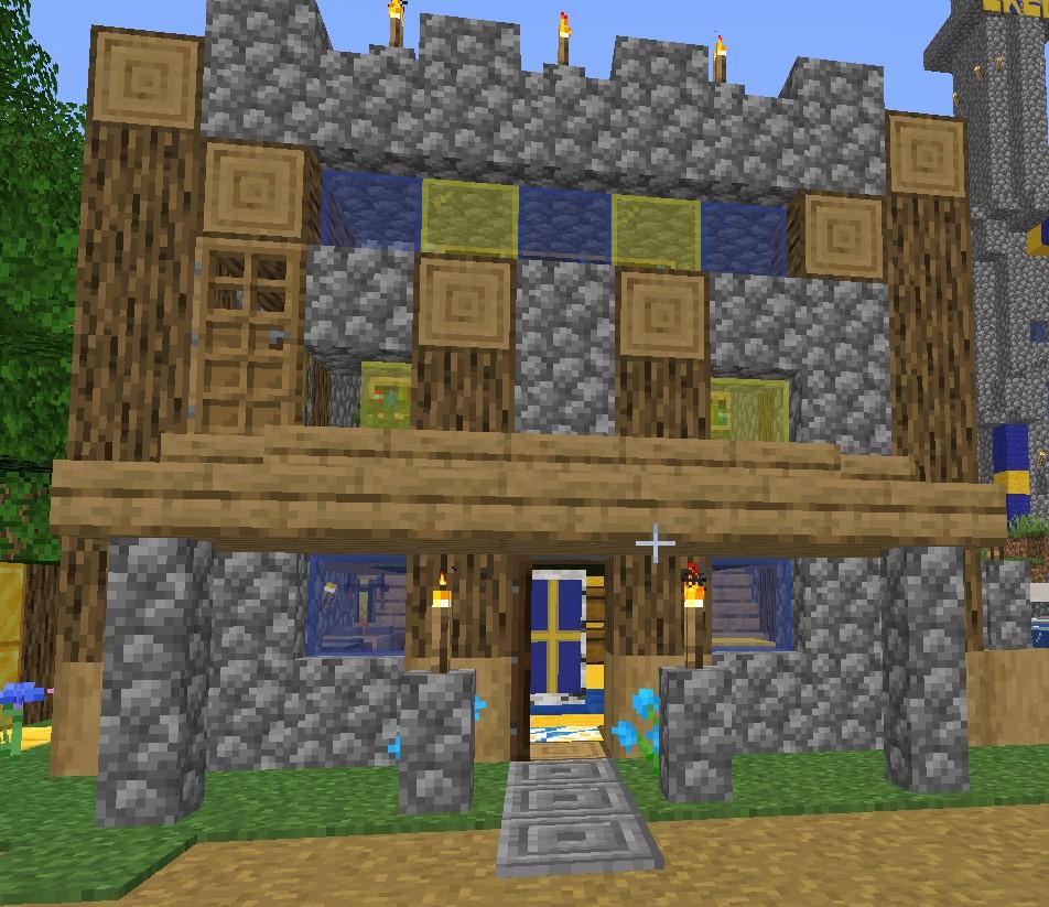 Sub2pewdiepie12s House Pewdiepie Minecraft Series Wiki