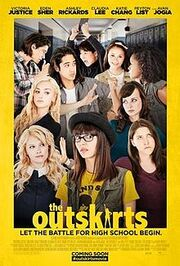 The Outskirts Official Movie Poster