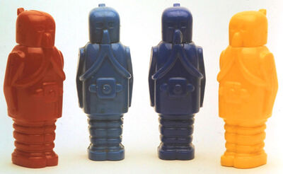 Full body robots web