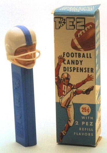 Football player & vending box web