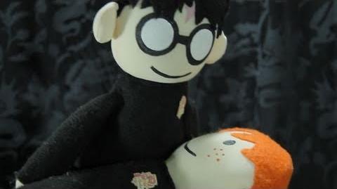 Potter Puppet Pals Harry's Nightmares