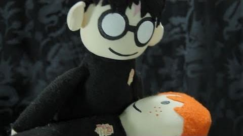 Potter Puppet Pals Harry's Nightmares