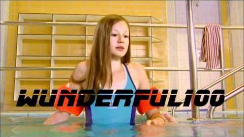 Die Pfefferkörner - Lina in Schwimmbad