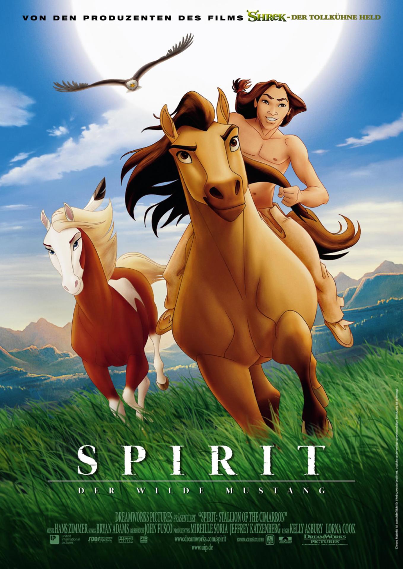 Spirit Der Wilde Mustang Der Ganze Film Deutsch