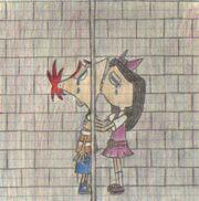 A Sorrowful Kiss (Balance of Terror)