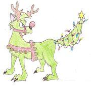 Christmas WereFerb