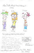 The Truth About Ferb Fletcher