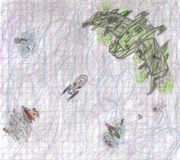 Ad Astra 4 Nebula Battle