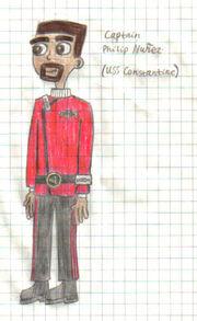 Captain Philip Nunez