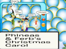 Phineas & Ferb's Christmas Carol lg
