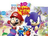 Phineas y Ferb Rio,Mario y Sonic En Los Juegos Olimpicos London 2012