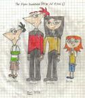 Flynn Family (Ad Astra 2)