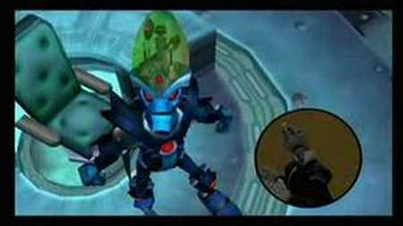 Ratchet&Clank 3 - Dr Nefarious