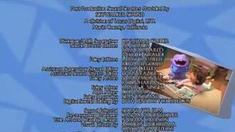 Phineas and Ferb The Movie Across of the 2nd Dimension (2005, Fanon Version) End Credits