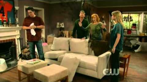 Reba - Van and Cheyenne Season 6 Moment