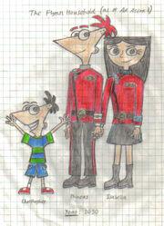 Flynn Family (Ad Astra 1)