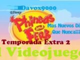 Phinaes y Ferb ES2 Universal Party