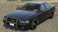 Danville PD Undercover Car