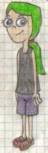 Victoria Fletcher Age 13