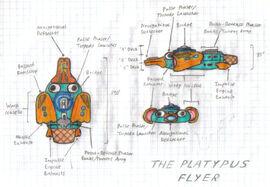 The Platypus Flyer