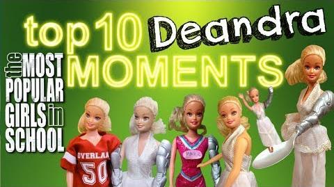 TOP 10 DEANDRA MOMENTS