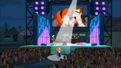 Phineas and Ferb - You Snuck Your Way Right Into My Heart