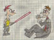 TE Phineas and Doofenshmirtz
