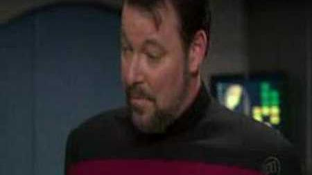Troi and riker exploring the nx01