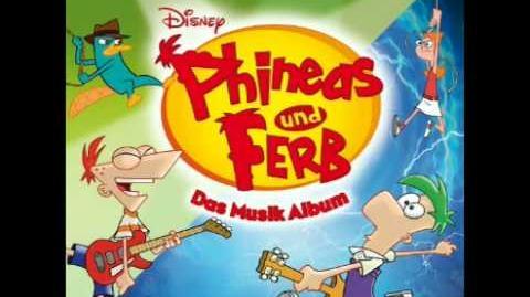 Phineas und Ferb-Aufstand der Roboter(OST)