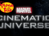 Phineas and Ferb Marvel Cinematic Universe