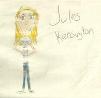 Jules kensington