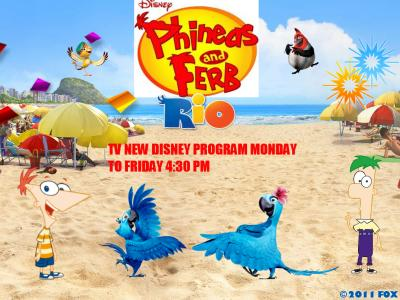 400px-PHINEAS AND FERB RIO THE BEST DAY