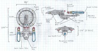 Regal-Class Starship