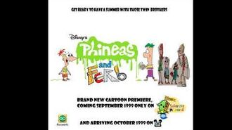 Phineas and Ferb (Fanon Version) Posters
