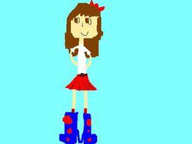 Nicole Gomez Shapiro in my style