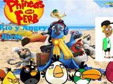 Phineas y Ferb: Angry Birds y Rio(Rio 3)(Pelicula)