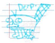 Derpy the Derpaherp