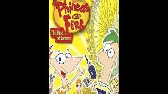 Opening and Closing to Phineas and Ferb (Fanon Version) The Daze of Summer 2003 VHS