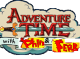 Adventure Time with Phin and Ferb