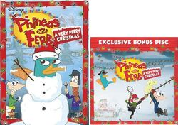P&F Christmas DVDs
