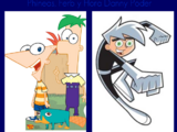 Phineas, Ferb y Hora Danny Poder