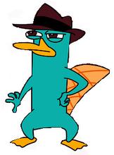 Perry el Ornitorrinco by KiiluDoki