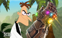 Doof back to evil scientist