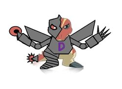 Terry the Tyrannobot