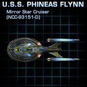 USS Phineas Flynn-D Top