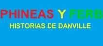 Phineas y Ferb Historias de Danville logo 1