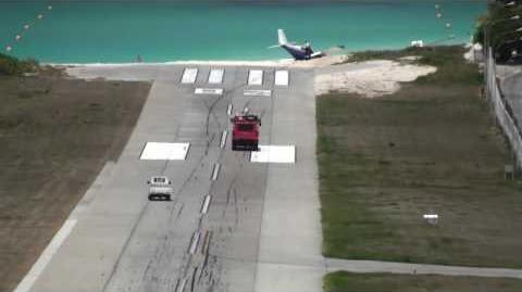 Most Extreme Airports St Barts